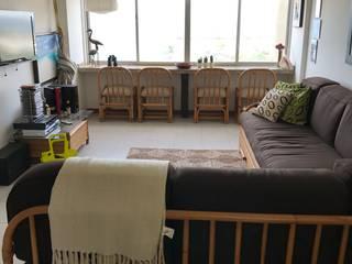 Sala:  de estilo  por RedecoraYa