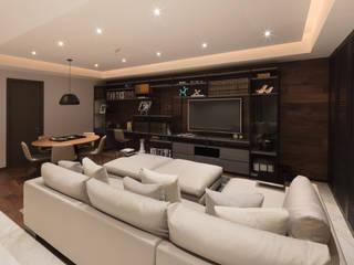 Concepto Taller de Arquitectura: Salas multimedia de estilo  por Concepto Taller de Arquitectura