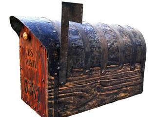 Rustic mailbox:   by Bezaleel workshop