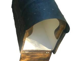 Rustic mailbox :   by Bezaleel workshop
