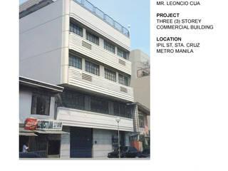:   by ALEJANDRO O. CUA ARCHITECTURAL DESIGN