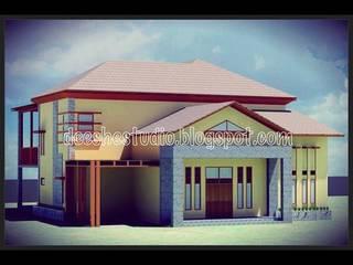 Layanan jasa arsitektur :   by deeshestudio