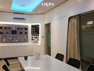Likha Interior 辦公室&店面 合板 White
