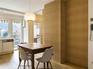 G&G Salas de jantar modernas por Manuel Benedikter Architekt Moderno