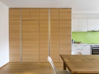 G&G Salas de estar modernas por Manuel Benedikter Architekt Moderno