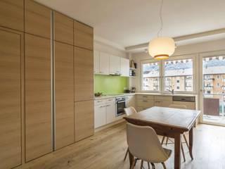 G&G Cozinhas modernas por Manuel Benedikter Architekt Moderno