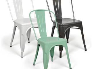 Silla Tolix Industrial Vintage:  de estilo  de Mobiliariodeoficina.com