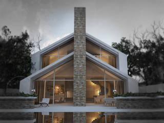 Проект дома: Загородные дома в . Автор – Архитектурная студия Чадо