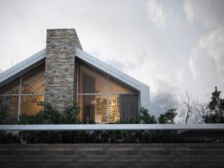 Архитектор домов: Загородные дома в . Автор – Архитектурная студия Чадо
