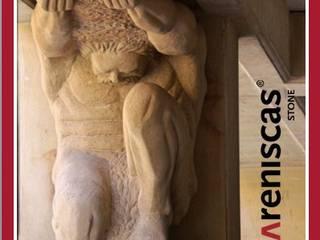ARENISCAS STONE ArteSculture Pietra Ambra/Oro