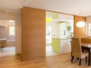modern  by Manuel Benedikter Architekt, Modern