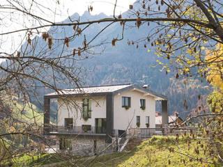 Ca' Balzi Modern houses by Manuel Benedikter Architekt Modern