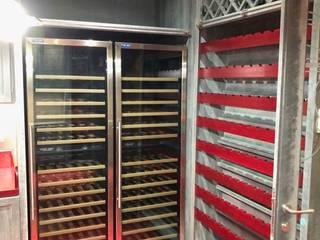Falegnameria su misura Wine cellar