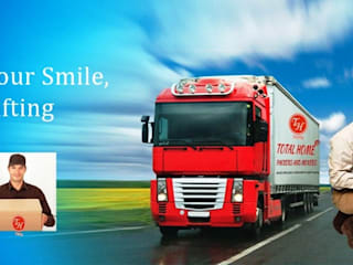 Packers and Movers in Zirakpur - Household Goods Moving Zirakpur: industrial  by Total Home Packers and Movers,Industrial