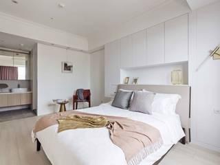 Modern Bedroom by 文儀室內裝修設計有限公司 Modern