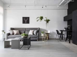 Modern Living Room by 文儀室內裝修設計有限公司 Modern