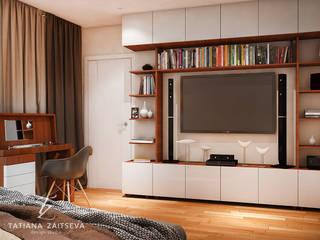 Спальня в стиле модерн от Design studio TZinterior group Модерн