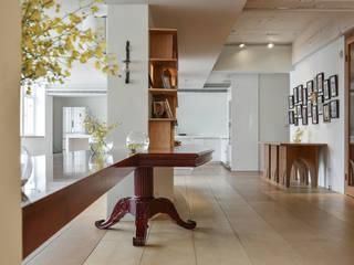 2012薛伯輝基金會 隨意取材風玄關、階梯與走廊 根據 王采元工作室 隨意取材風