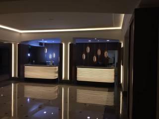 Hoteles de estilo  por Murat Topuz Atelier, Moderno