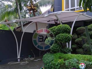 Braja Awning & Canopy Balkon, Veranda & TerrasseAccessoires und Dekoration Kunststoff Weiß