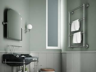 Apartment Renovation Haussmannian Style architetto stefano ghiretti 浴室 Green