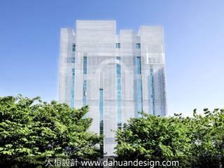 大桓設計顧問有限公司 Hotels Metal White