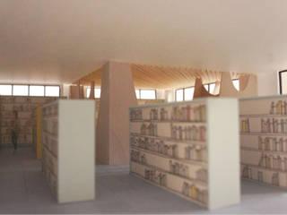 絵本の庭: border design architectsが手掛けたオフィススペース&店です。