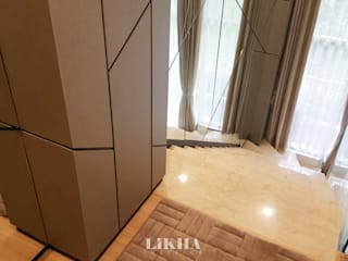 Likha Interior Floors Plywood Grey