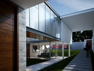 CASA LB - PACHACAMAC:  de estilo  por Aram Arquitectos