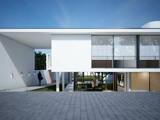 от Aram Arquitectos Минимализм