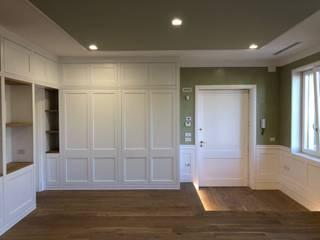 Falegnameria su misura Living roomCupboards & sideboards Kayu White
