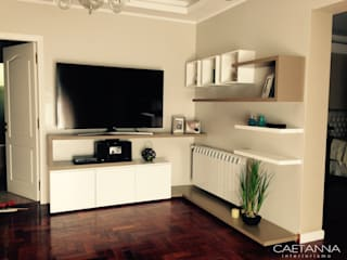 Muebles a medida:  de estilo  por Caetanna Interiorismo