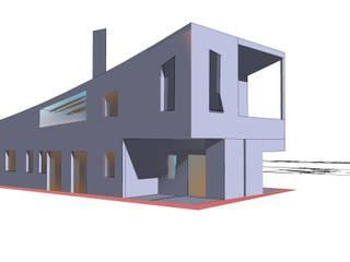 Casa Ribatejo por Rodrigo Roquette