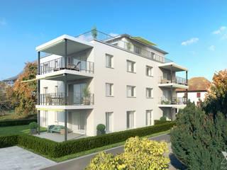 Gartenweg Suhr by Xline3D von Xline 3D Digital Interactive Architecture Modern
