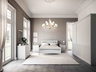 Classic style bedroom by Ferrari Arredo & Design Classic