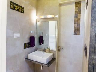 Modern Bathroom by aasha interiors Modern