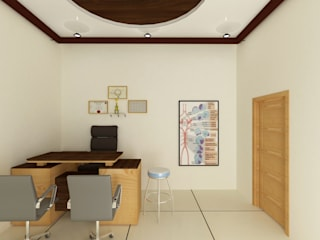 Office Room :   by Adam Vector creation