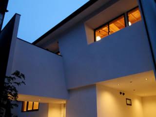 三重県・伊賀「未完の家」: CN-JAPAN/藤村正継が手掛けた木造住宅です。,