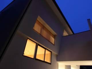 三重県・伊賀「未完の家」 オリジナルな 家 の CN-JAPAN/藤村正継 オリジナル