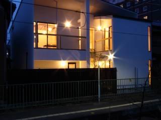 三重県・伊賀「未完の家」: CN-JAPAN/藤村正継が手掛けた家です。,