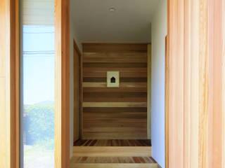 玄関: ㈱ライフ建築設計事務所が手掛けたです。