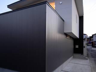 Maisons de style  par MAアーキテクト一級建築士事務所