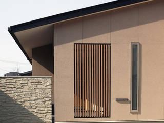博多の住宅 モダンな 家 の MAアーキテクト一級建築士事務所 モダン