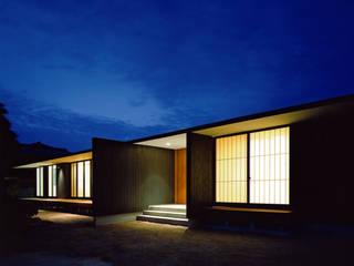 大町の住宅 日本家屋・アジアの家 の MAアーキテクト一級建築士事務所 和風