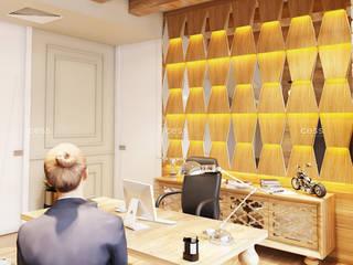 Cess İç Mimarlık – Modern Ofis Dekorasyonları:  tarz Ofisler ve Mağazalar