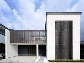 Maison individuelle de style  par MAアーキテクト一級建築士事務所