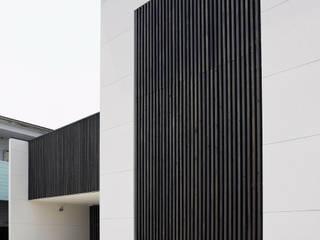 合川の住宅 の MAアーキテクト一級建築士事務所 モダン