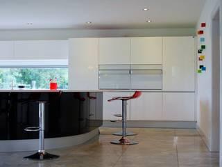 Projekty,  Kuchnia zaprojektowane przez Jim Morrison Architects