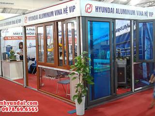 Cửa Nhôm Hyundai Pintu