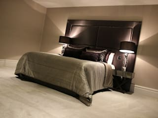 Luxury House, Preston Asco Lights Limited Modern style bedroom